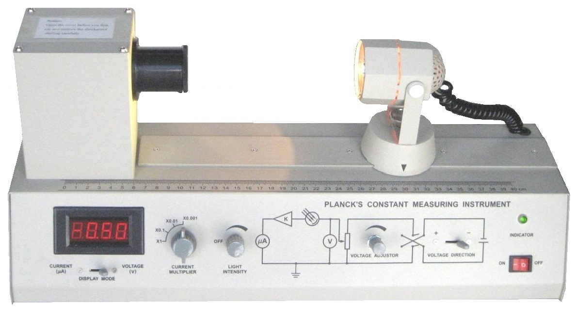 LEAI-50 Apparatus for Determining Planck's Constant - Basic Model