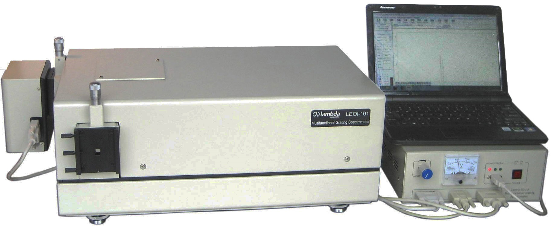 LEOI-101 Modular Multifunctional Grating Spectrometer