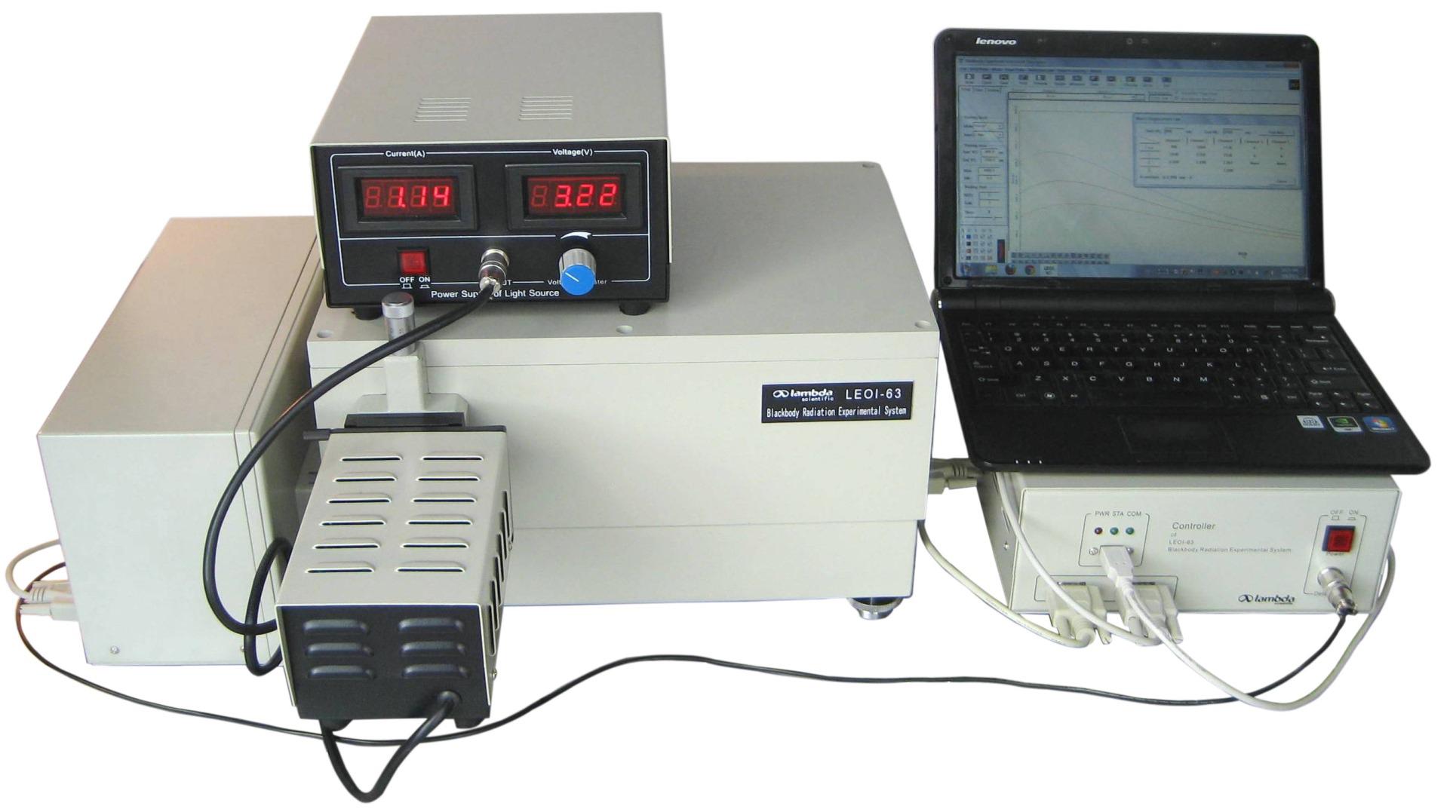 LEOI-63 Blackbody Experimental System