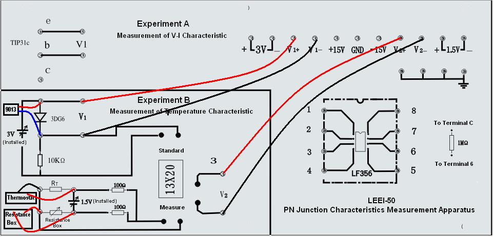 LEEI-50 Experimental Apparatus of PN Junction Characteristics.png