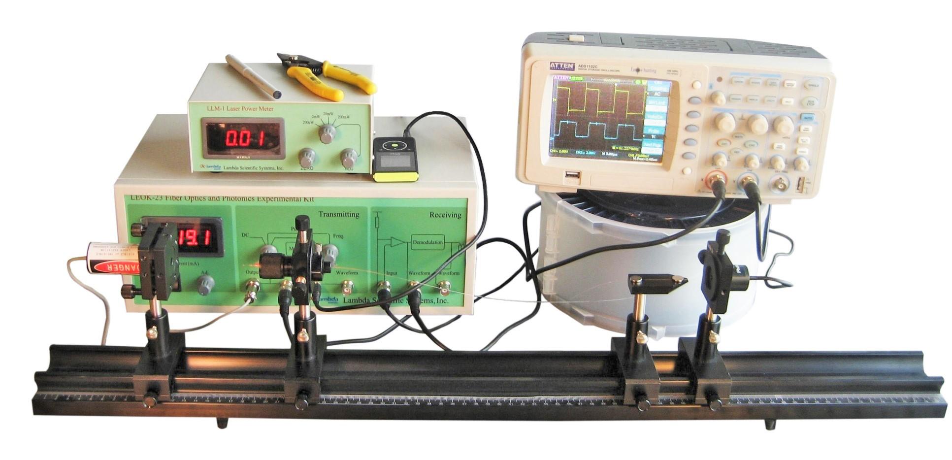 Lambda Scientific Systems - Physics lab equipment & apparatus